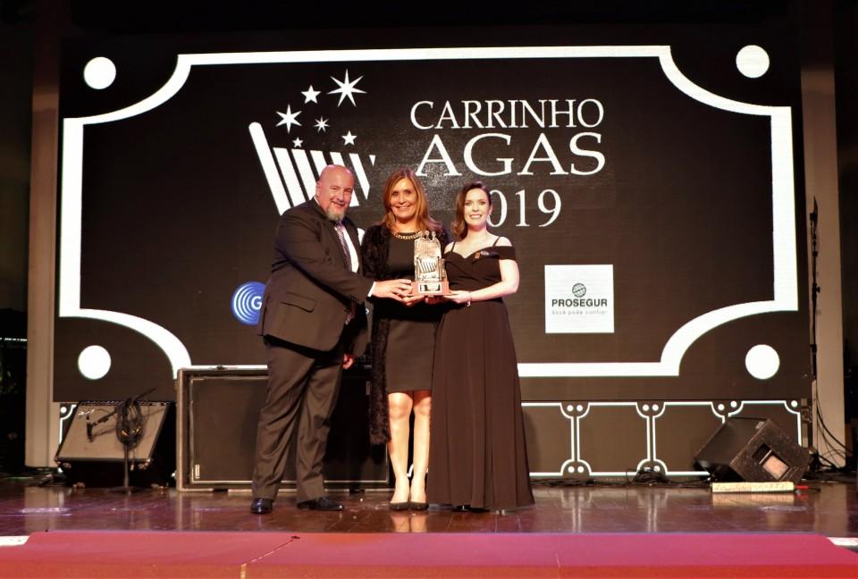 Santa Clara é agraciada no Carrinho Agas pelo 12º ano consecutivo | Blog Santa Clara