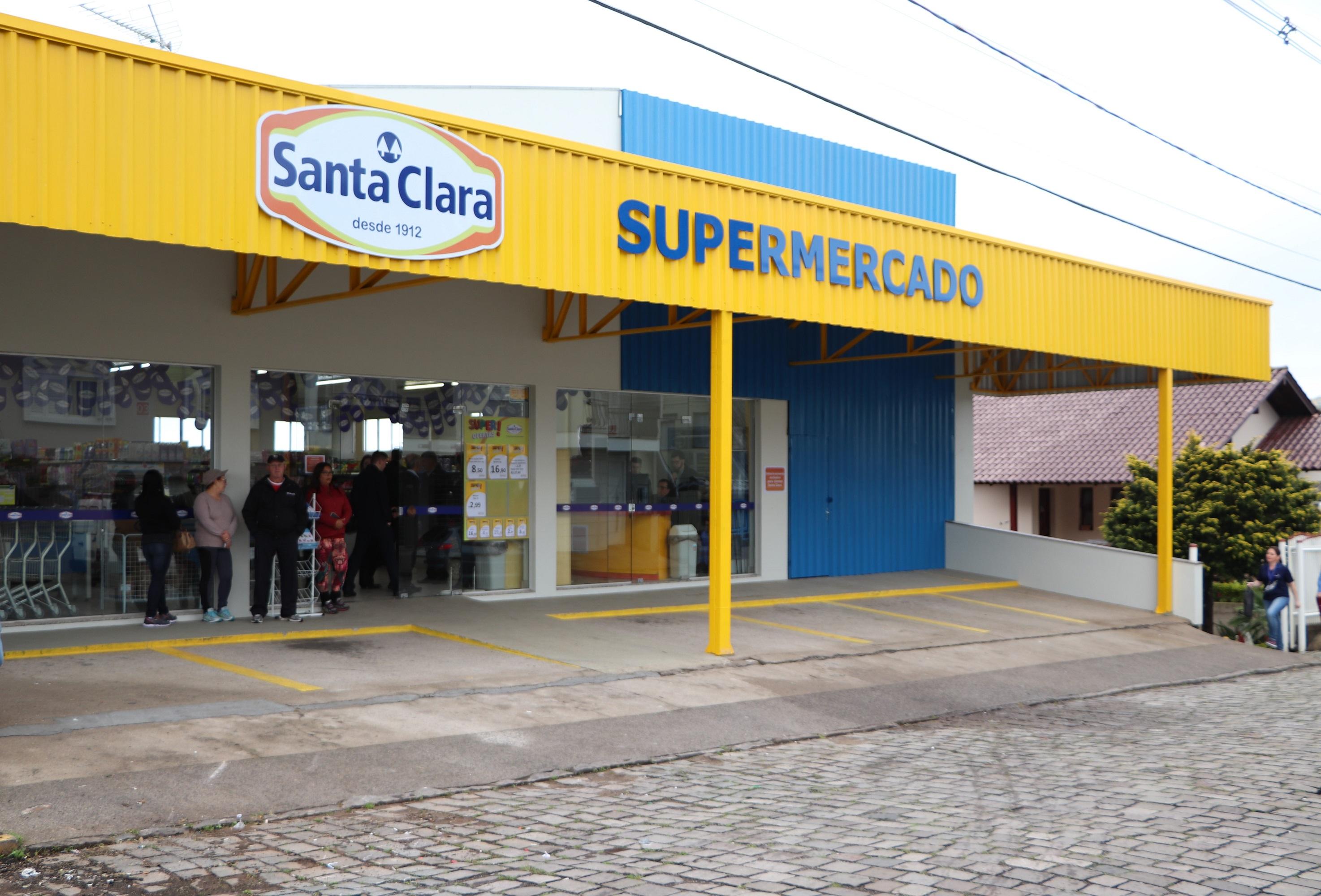 Santa Clara inaugura nova filial de Supermercado em Carlos Barbosa