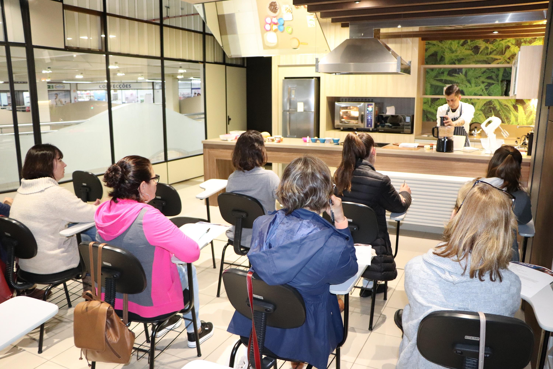 Confraria recebe cursos gastronômicos até novembro