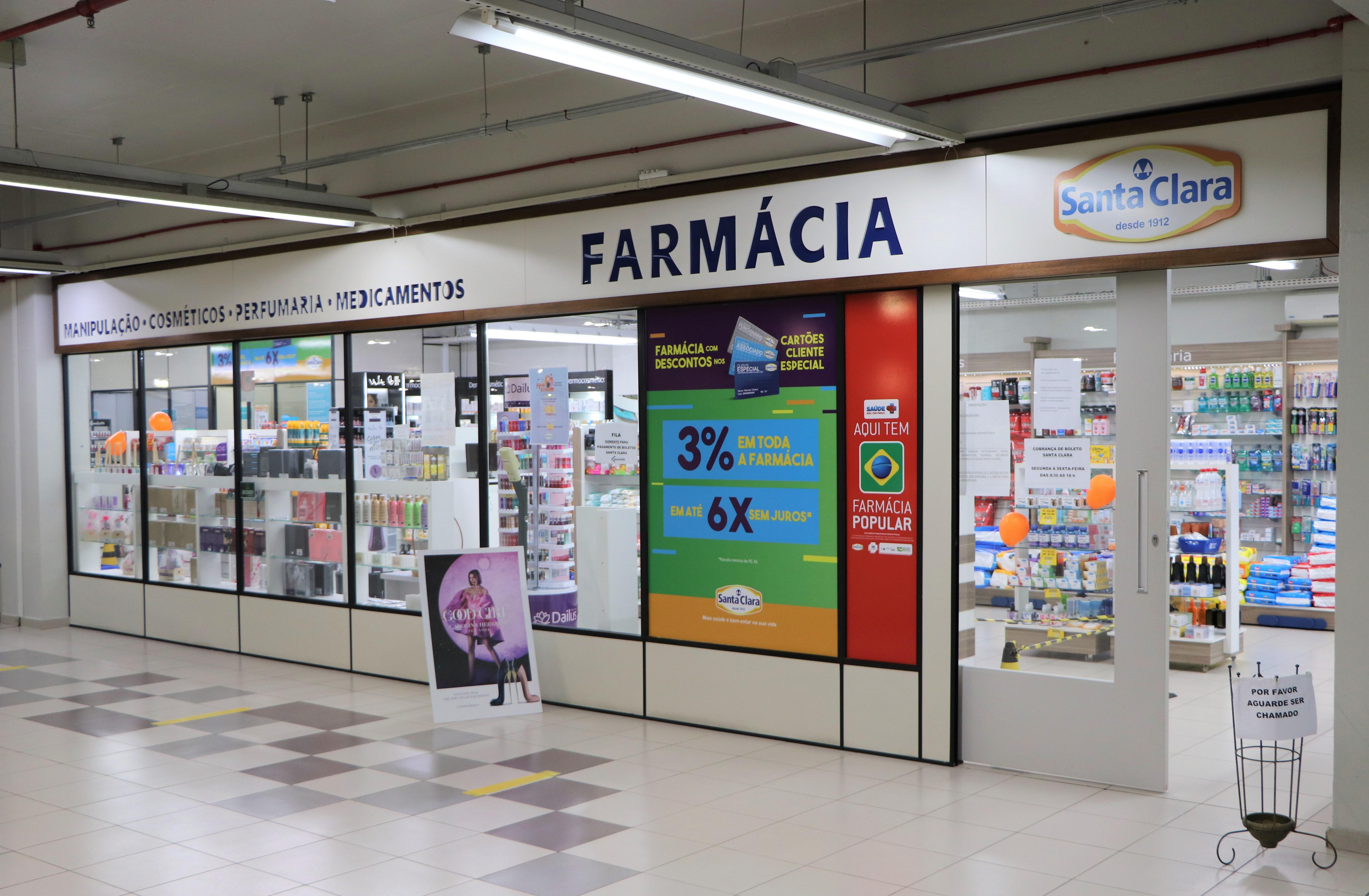 Farmácia Santa Clara agora aceita prescrição médica digital