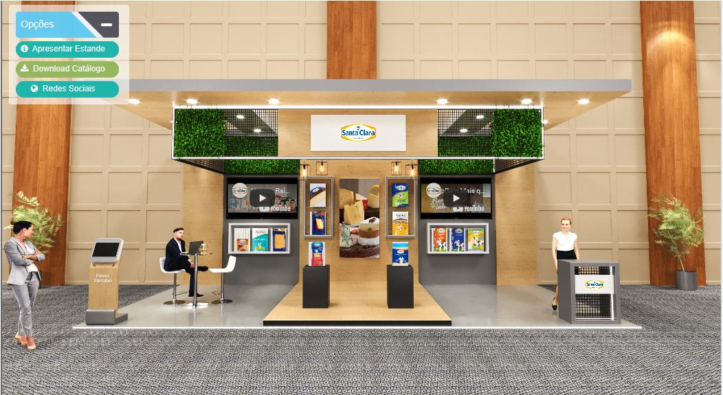 Cooperativa Santa Clara participa da ExpoSuper On-line