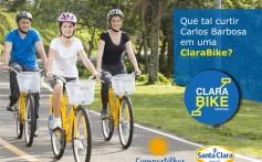 Santa Clara lança o projeto Clara Bike em Carlos Barbosa