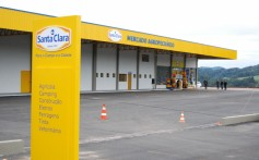 Mercado Agropecuário Santa Clara em David Canabarro é inaugurado
