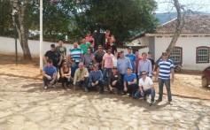 Produtores associados participam de viagem técnica em Minas Gerais