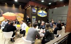 Santa Clara fortalece relacionamento com clientes do Paraná na MercoSuper