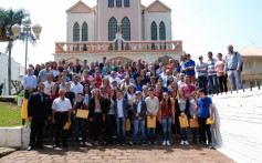 Santa Clara forma 118 alunos em Curso de Informática