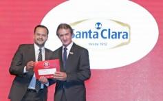Queijos Santa Clara são Top Of Mind 2019