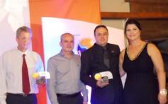 Santa Clara premiada pela atuação no litoral gaúcho