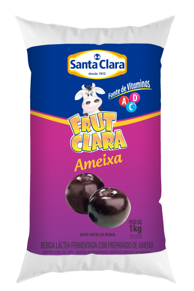 Frut Clara sabor Ameixa