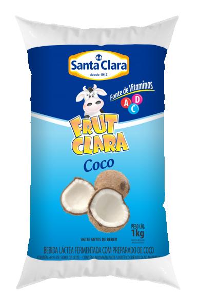 Frut Clara sabor Coco