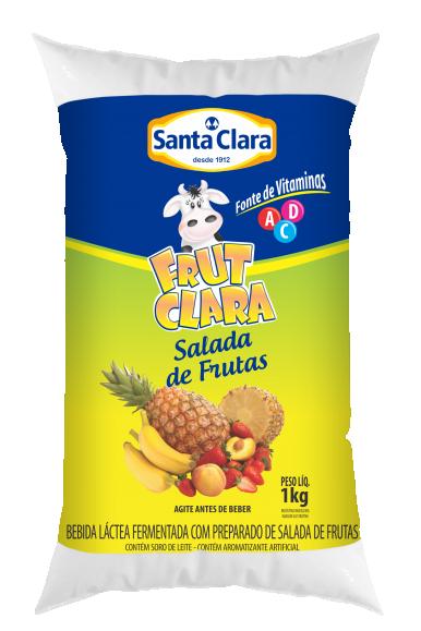 Frut Clara sabor Salada de Frutas