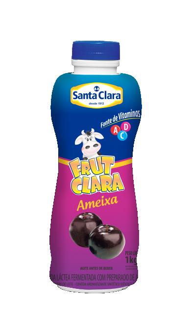 Frut Clara sabor Ameixa (Garrafa)