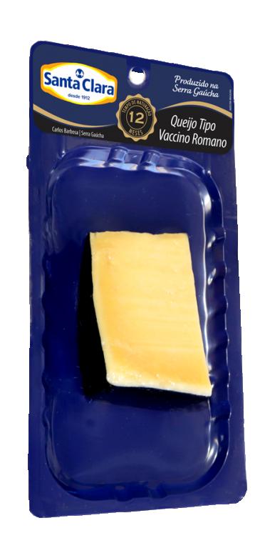 Queijo Tipo Vaccino Romano (skin pack)