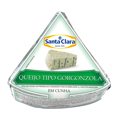 Queijo Gorgonzola (Cunha)