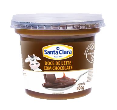 Doce de Leite com Chocolate