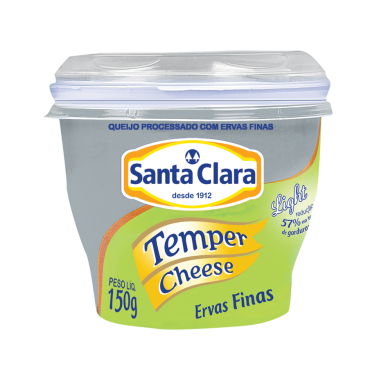 Temper Cheese Ervas Finas (Light)