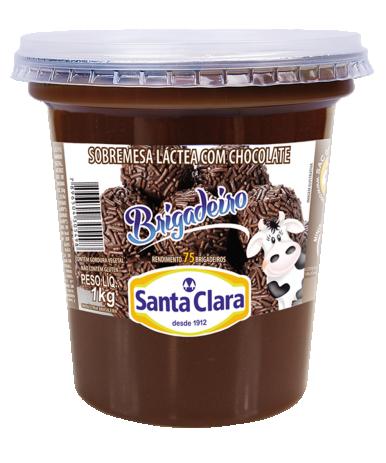 Brigadeiro Santa Clara 1kg