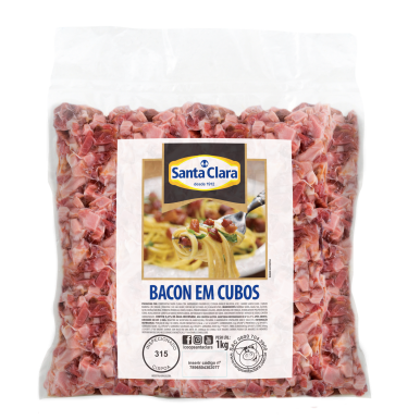 Bacon em Cubos