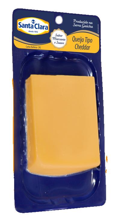 Queijo Cheddar (skin pack)