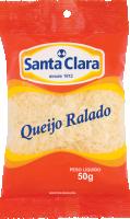 Queijo Ralado (50g) Cooperativa Santa Clara