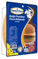 Queijo Provolone Fatiado 150g Cooperativa Santa Clara