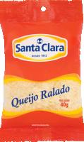 Queijo Ralado (40g) Cooperativa Santa Clara