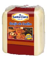 Queijo de Coalho (500g) Cooperativa Santa Clara