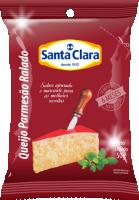 Queijo Parmesão ralado 50g Cooperativa Santa Clara