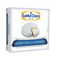 Queijo Camembert Cooperativa Santa Clara