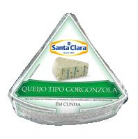 Queijo Gorgonzola (Cunha) Cooperativa Santa Clara