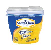 Temper Cheese Tradicional Cooperativa Santa Clara