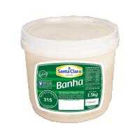 Banha (Balde) Cooperativa Santa Clara