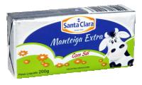 Manteiga Extra com sal  Cooperativa Santa Clara