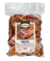 Bacon Retalho Cooperativa Santa Clara