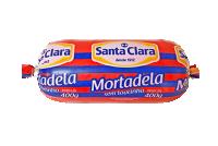 Mortadela Mini (sem Toucinho) Cooperativa Santa Clara