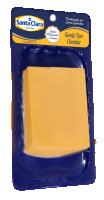 Queijo Cheddar (skin pack) Cooperativa Santa Clara