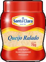 Queijo Ralado (70g) Cooperativa Santa Clara