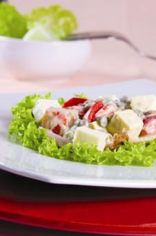 Salada do Verão | Blog Santa Clara