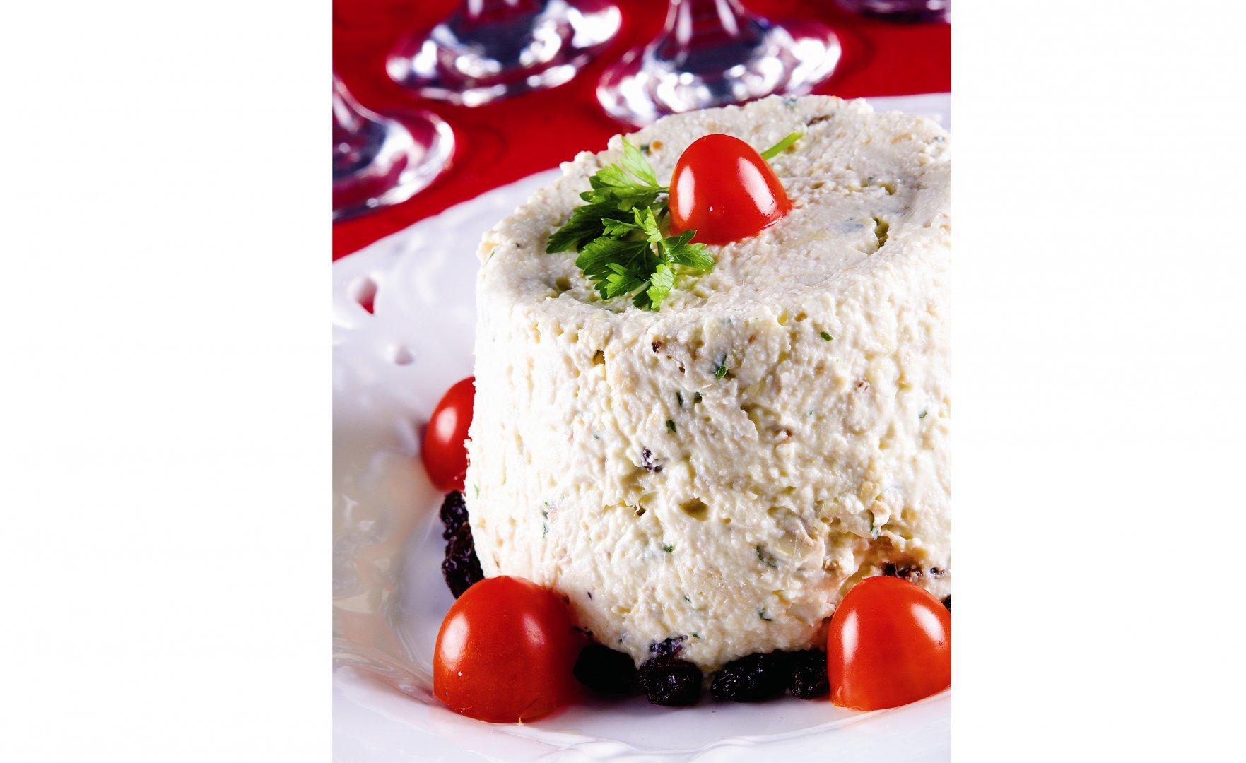 Torta Fria Festiva