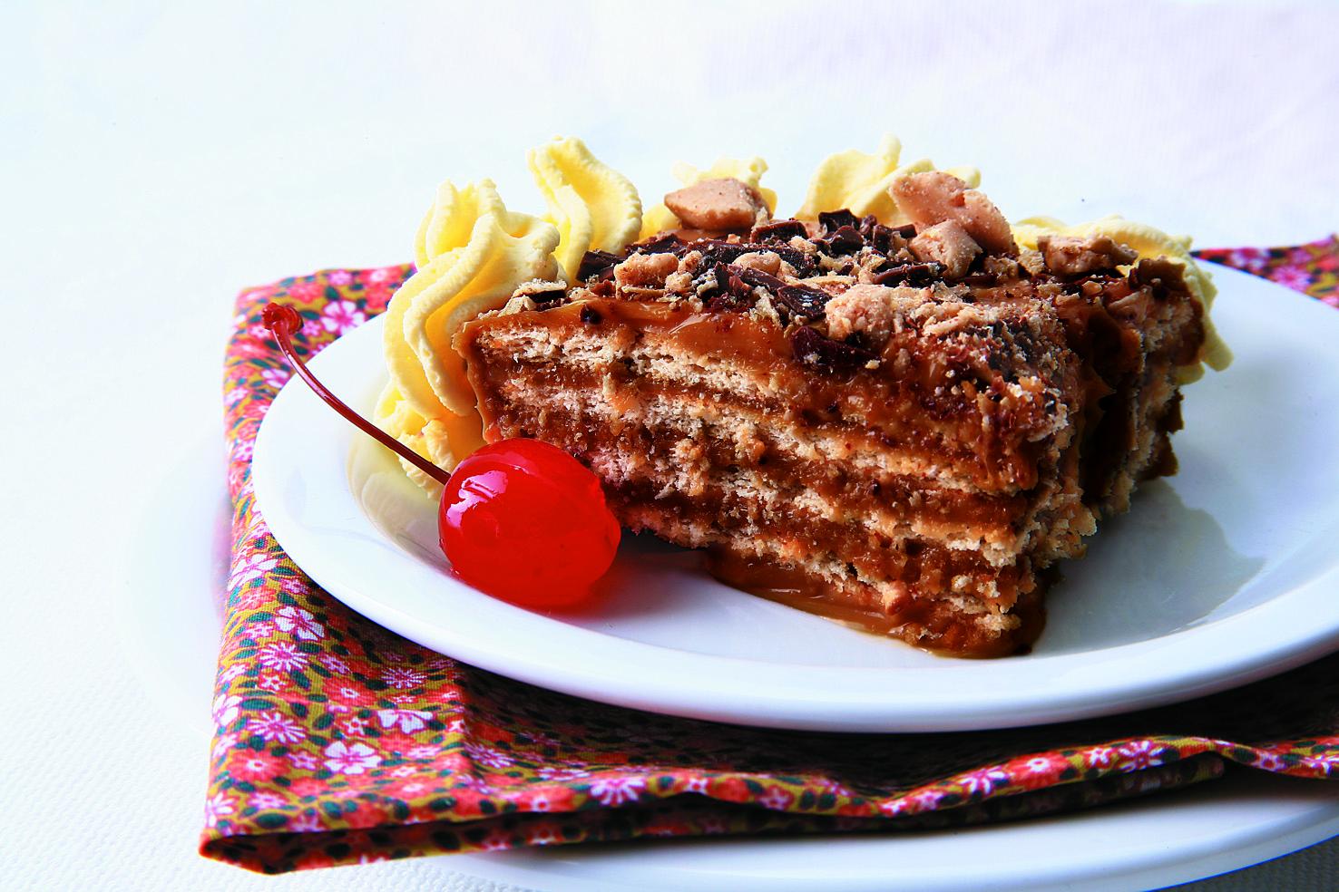 Torta Mousse de Bombons
